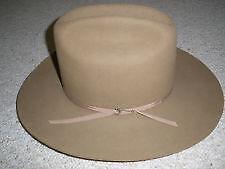 Vintage Stetson Open Road Hat 322fdc055cc