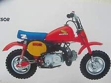 Wanted any year Honda z50r any shape.