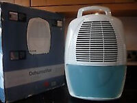 B&Q dehumidifier used a few times. till like new and works as it should.