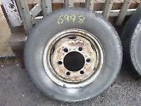 LDV wheels & Tyres X2