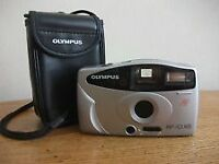 Olympus AF-10XB Compact 35mm Camera with case