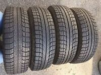 275/45R19 set of 4 Michelin Used (inst.bal.incl) 75% tread left