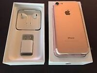 iphone 7 32 gig for sale unlocked in gold still sealed in box