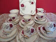royal stafford vintage tea set