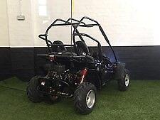 200cc monster double buggy - go kart