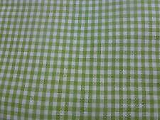 Pottery Barn Gingham Curtains