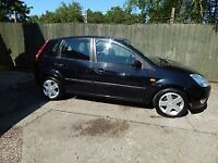 Ford Fiesta Zetec - 2003 - 5 door - cambelt needs replacing