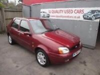 Ford Fiesta 1.25 ...51 plate run a bout 395 bargain