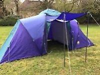 Khyam Tent & Gear