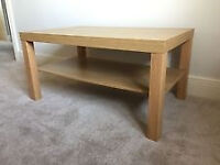coffee table (very good condition)
