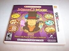 Miracle Mask 3DS good condition