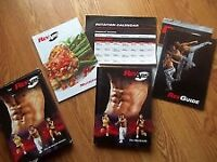 Rev Abs workout box set brand new