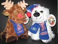 Pepsi Cola Collectable Bears, dogs Lions and seals.