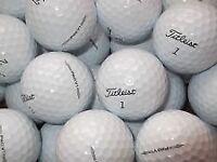 12 TITLEIST PROV1 PROV1X GOLFBALLS