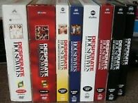 Full set of desperate housewives seasons 1 to 8