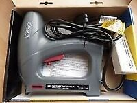 Rapesco electronic nailer and tacker boxed as new