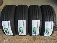 Brand new 195 55 16 tyres just £40 each fitted