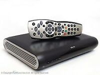 SKY HD BOX DRX 595 MULTIROOM 500 GIG RECORDABLE ON FREE VIEW