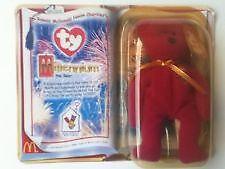 f4b83bf751c McDonalds Mini Beanie Babies