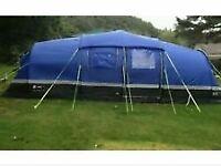 Hi Gear Zenobia 6 man Tent used twice