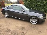 BMW 318 CI (M SPORT) COUPE ANY PART X WELCOME HUGE SPEC