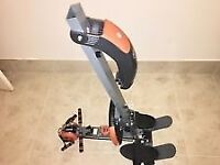 Rowing machine used but in good condition