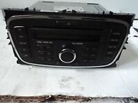 FORD 6000CD STEREO SINGLE CD KW2000 7M5T-18C815-BA