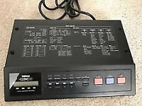 Yamaha QX5 MIDI sequencer - Manchester city centre pickup
