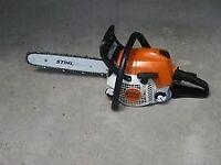 Stihl petrol chain saw £100 ono