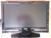 Luxor TV with remote (HDMI)
