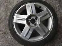 Renault clio wheels and door puddle lights