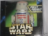 Star Wars r5-D4 droid Factory sealed MIB