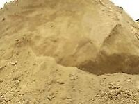 Flagging grit silver sand £35 per ton free local deliver
