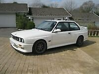 BMW E30 for sale - WANTED.