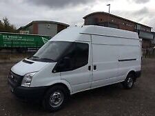 Ford transit t350 rare 100 bhp model 2007 more till August 2017