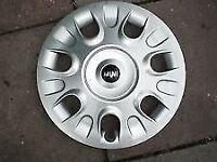 BMW Mini wheel trims good condition no scuffs