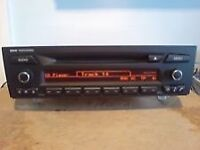 BMW Professional CD player with Bluetooth
