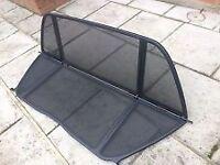 Wind Deflector Shield Blocker for BMW 3 Series