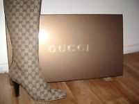 Gucci elegant women slim boots