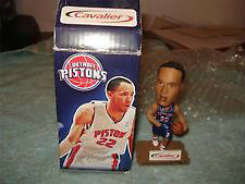 DETROIT PISTONS BOBBLEHEADS AND ORNAMENTS,$80 FOR ALL 8 Windsor Region Ontario image 2