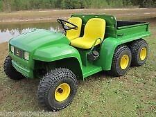 John Deere Gators wanted - any condition cash paid
