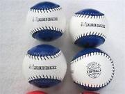 12 Used Softballs