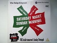 Saturday Night and Sunday Morning DVD Promo The Daily Telegraph Albert Finney