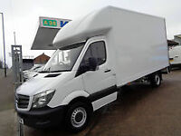 From !!19/h!! Man and Large Luton Van Removals Edinburgh