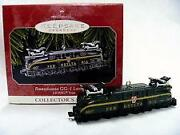Hallmark Train Ornaments