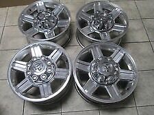 Wanted 2010 and up dodge ram 2500-3500 factory aluminum 17 rims