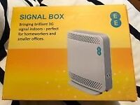 EE T-Mobile/Orange INTERNET WIFI NETWORK 3G Signal Booster BOX - £100.00 Or Very Nearest Offer