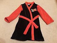 Lightning mcqueen dressing gown