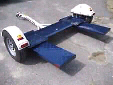 WANTED CAR DOLLY TRAILER