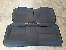 2005 2006 acura rsx rear cloth seats